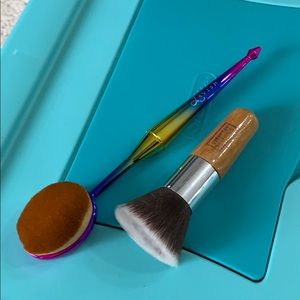 Other - Makeup Brush Set (Used)